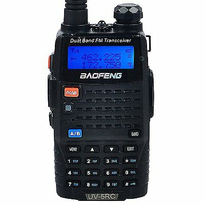 Baofeng Professional UV-5RC Fm Transceiver Ricetrasmittente Dual Band Frequenza