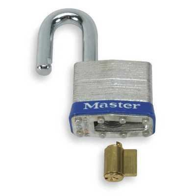 MASTER LOCK 27 Removeable Cylinder Padlock, 1 In H, KD