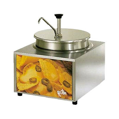 Star 11WLA-P 11 Quart Electric Countertop Food Warmer