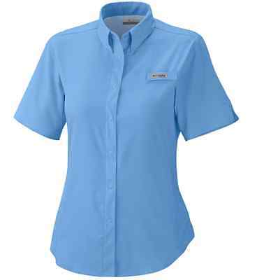 Columbia Women's Tamiami II Short Sleeve Button Up Shirt