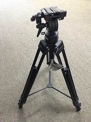 Davis & Sanford ProVista 7518 Tripod w/FM18 Head and Carrying Case *Brand New*