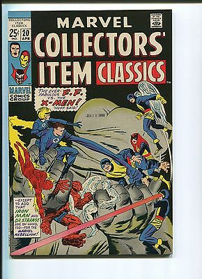 Marvel Collectors Items Classics #20   9.2 Nm-  Original Owner!  Nice Pages!