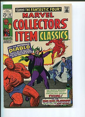 Marvel Collectors Items Classics #22  9.0/9.2   Original Owner!  Nice Pages!