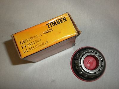 Timken LM11900LA / 90028 Roller Bearing  NEW
