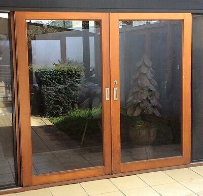 FRENCH DOUBLE DOOR UNIT Timber Frame And Centre Opening