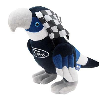 Ford Fpr Falcon Chequered Flag Axle Plush Toy - Supercars Bathurst Winterbottom