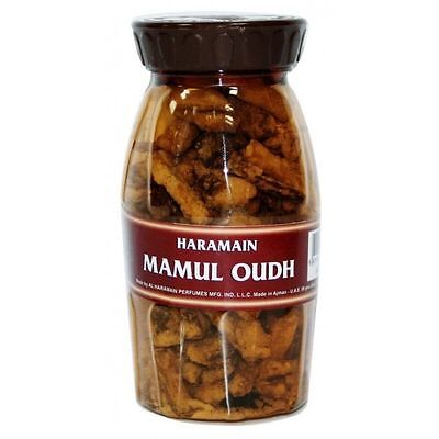 Mamul Oudh  Home/Dining Room/Kitchen Fragrance Burning Insence by Al Haramai 80g
