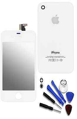 iPhone 4s LCD Display Umbauset Weiss