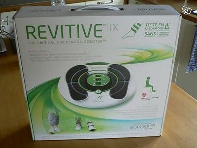 REFURBISHED REVITIVE IX Circulation Booster With IsoRocker System 2017 Model