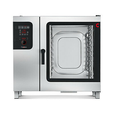 Convotherm C4ED10.20ES Full Size Boilerless Electric Combi Oven w/ Easy Dial