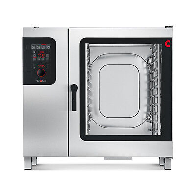 Convotherm C4ED10.20GS Full Size Boilerless Gas Combi Oven w/ Easy Dial Controls
