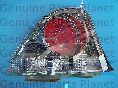 Genuine Lexus Is300 Rear Combination Lamp,lens Lh 81561-53100 !