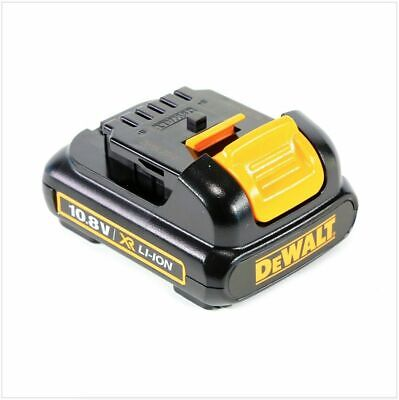 DeWalt DCB125 10.8v 10.8 v volt XR Li-Ion 1.3Ah Battery **BRAND NEW UK MODEL**