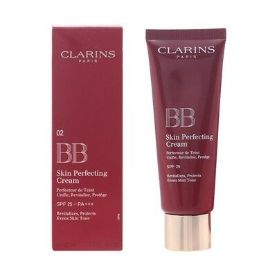 Clarins - Bb Crème Spf25 02-Medium 45ml for Women