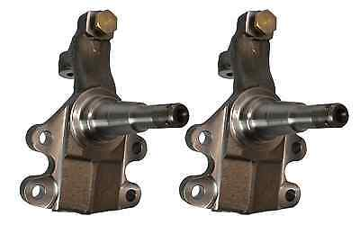 "1964-1972 Gm A Body Chevelle Gto Disc Brake  Spindles 2"" Drop New"