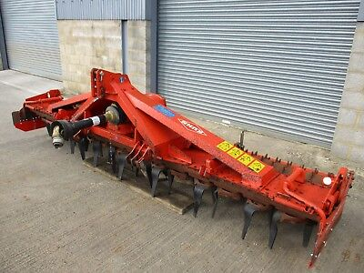 Kuhn Power Harrow HR4003 4 Metre -2008 / Kuhn / Kuhn Power harrow / Power Harrow