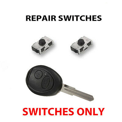2 Land Rover Discovery Disco  Key Fob Remote New Repair Switches
