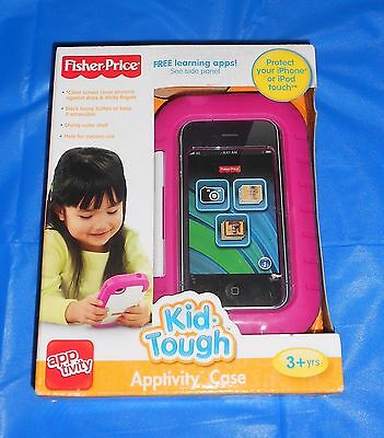 Fisher-Price Kid-Tough Apptivity Case Durable Case for iPhone / iPod Touch (New)