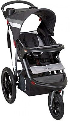 Baby Trend Range Jogging Stroller Liberty Swivel Wheel Ease ...