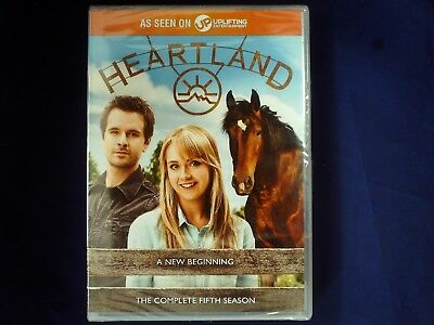 Heartland - The Complete Fifth Season SEALED 5DVD Region 1