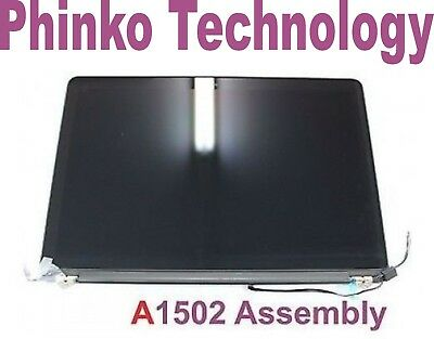 "Apple Macbook Pro 13"" Retina 2013-2014 A1425 A1502 Complete Lcd Screen Assembly"