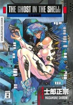 Ghost in the Shell / Ghost in the Shell Bd.1 von Masamune Shirow (Buch) NEU