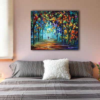 60×70×3cm Romatic Day II Canvas Prints Framed Wall Art Home Decor Painting