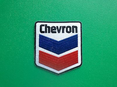 MOTOR RACING OILS FUELS /& TYRES SEW ON /& IRON ON PATCH: TEXACO