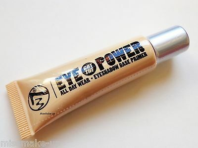 W7 Eye Got The Power Eye Shadow Base Primer Temptation