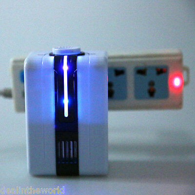 Negative Ion Generator Ionic Air Purifier with Light Remove Formaldehyde Smoke