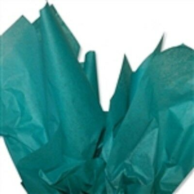 """Teal  Tissue Paper 24 Sheets  20""""x 30""""  Wedding Birthday Party Gift Wrap"""