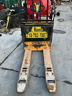 Used Chery Cbd20 Electric Pallet Jack 4500Lb Capacity.  Local Pick Up Only!