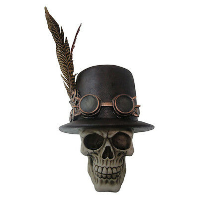 The Aristocrat Skull    Collectable Skulls   Unusual Gift   Gothic Cool   Nice