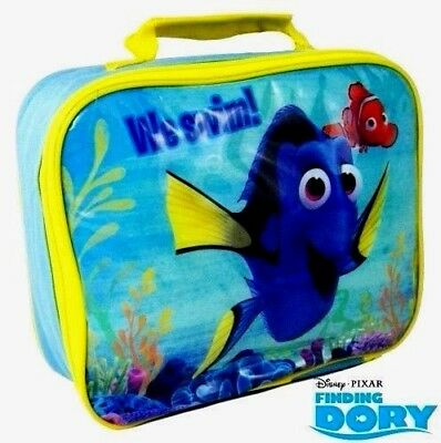 Finding Dory  Disney Insulated Lunch Bag : Wh3 : 037 : New Lunch Bag