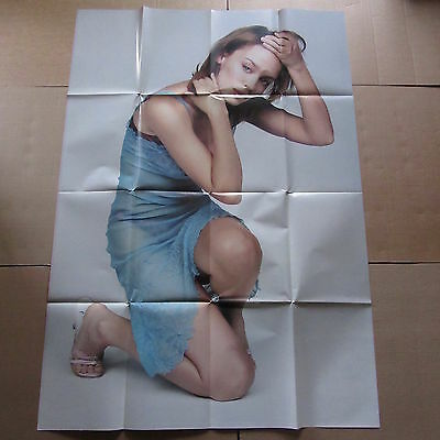 "Kylie Minogue - Limited Edition Head To Toe Life Size Poster Mag (46"" X 32"")"