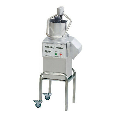 Robot Coupe CL55 PUSHER w/Stand Pusher Food Processor