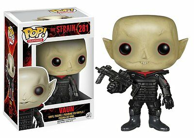 Vaun The Strain Pop Television Vinyl Figure Funko New Vaulted