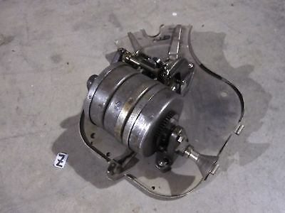 Columbia disc Phonograph  Motor & Parts RARE