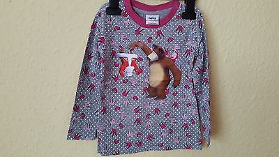 Children/Kids 4-5 years  Masha and the Bear Top Long Sleeves,UK seller