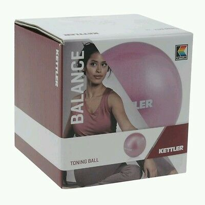 Kettler Tonning Ball Gym Training Exercise Fitness Equipment Accessories