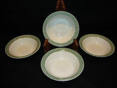 International China Tableworks COUNTRY INN CEREAL BOWLS Lot x 4 Rooster Chicken