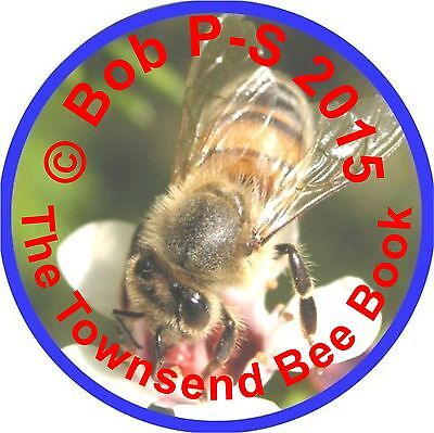 Beekeeping CD The Townsend Bee Book PN268
