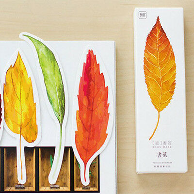 30 pcs/pack The Invisible Forest Bookmark Paper Cartoon Animals Bookmark