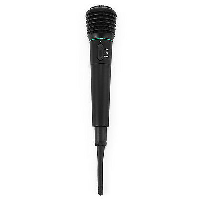 Wired Wireless 2 in 1 Handheld Dynamic Unidirectional Microphone Home Audio Mic