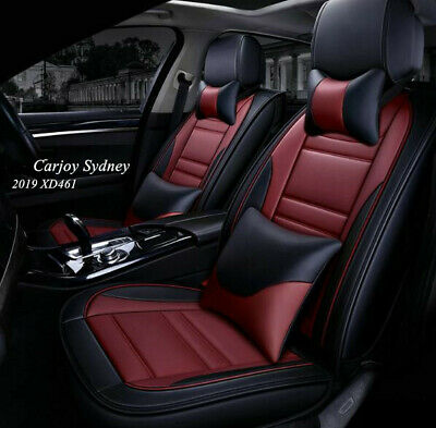Sporty Leather Car Seat Cover TOYOTA Camry Altise Corolla RAV4 Hilux Prius
