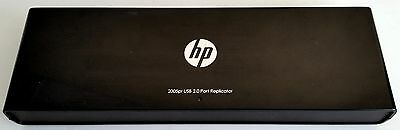 2005pr HP Compaq USB 2.0 Docking Station Port Replicator With HDMI 690649-001 HW