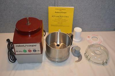 New - Robot Coupe - R2 Ultra B - Commercial Food Processor W/ 3 Qt. Bowl
