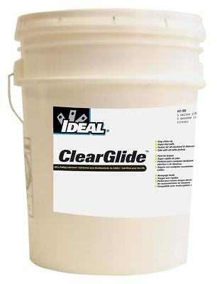 IDEAL 31-385 Wire Pulling Lubricant, Clear, 5-Gallon Bucket