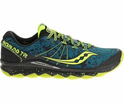 Saucony Mens Nomad Trail Running Trainer Shoe New UK6-11