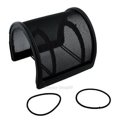 Dual Layer Recording Microphone Mic Windscreen Studio Pop Filter Mask Shield New